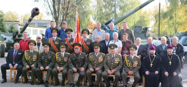 У брестских артиллеристов – юбилей!..