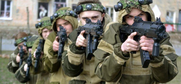 Армейские уроки для будущих защитников…